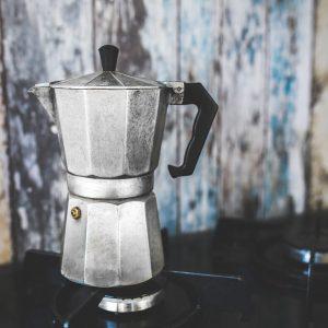 Espresso Coffee With Mi
